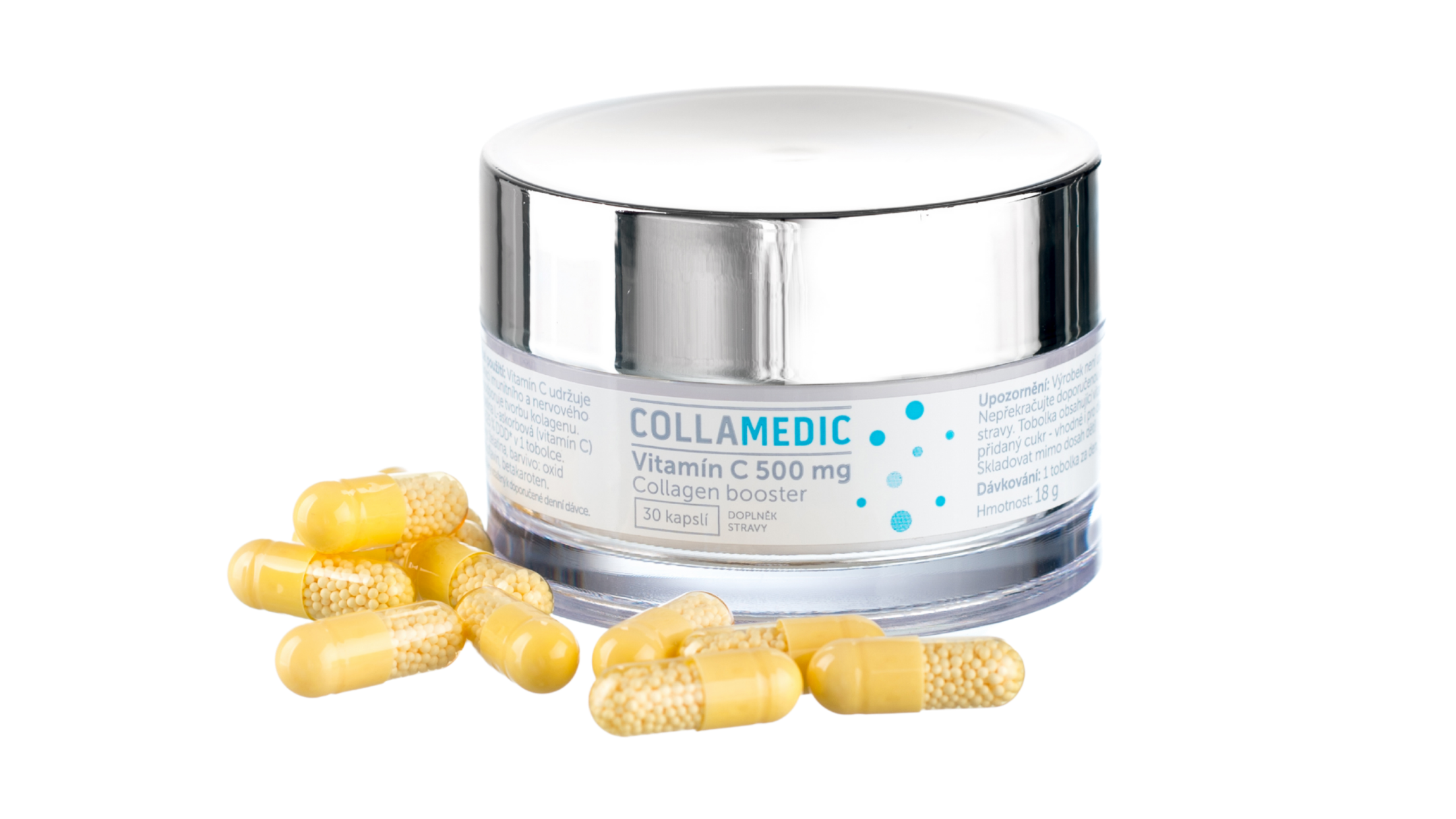 Collamedic kolagen Vitamín C